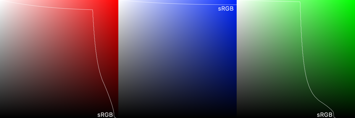 srgb p3 outline